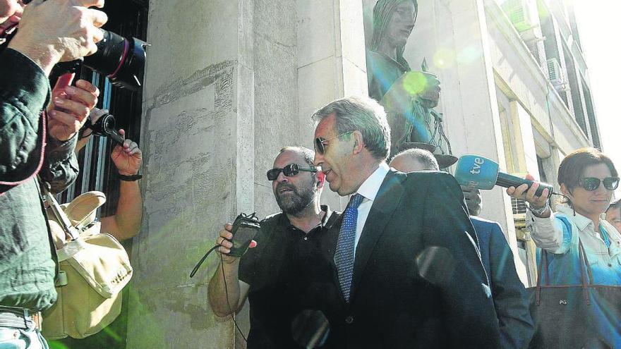 El fiscal pide tres años y medio de prisión para Cerdá en Novo Carthago