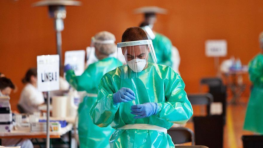 Casi 20.000 residentes en Ibiza han participado en los test rápidos de coronavirus