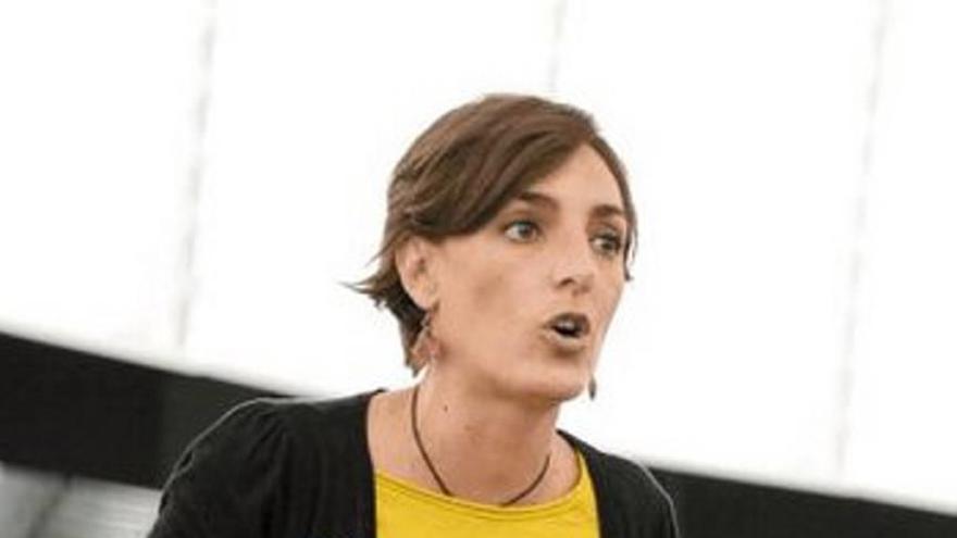 """Lola Sánchez: """"El sacrificio de la política es más difícil sin el apoyo de tu partido"""""""