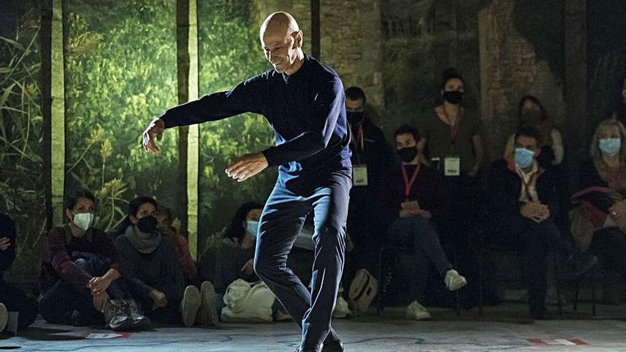El ball tradicional del País Basc amplia els  horitzons a Manresa