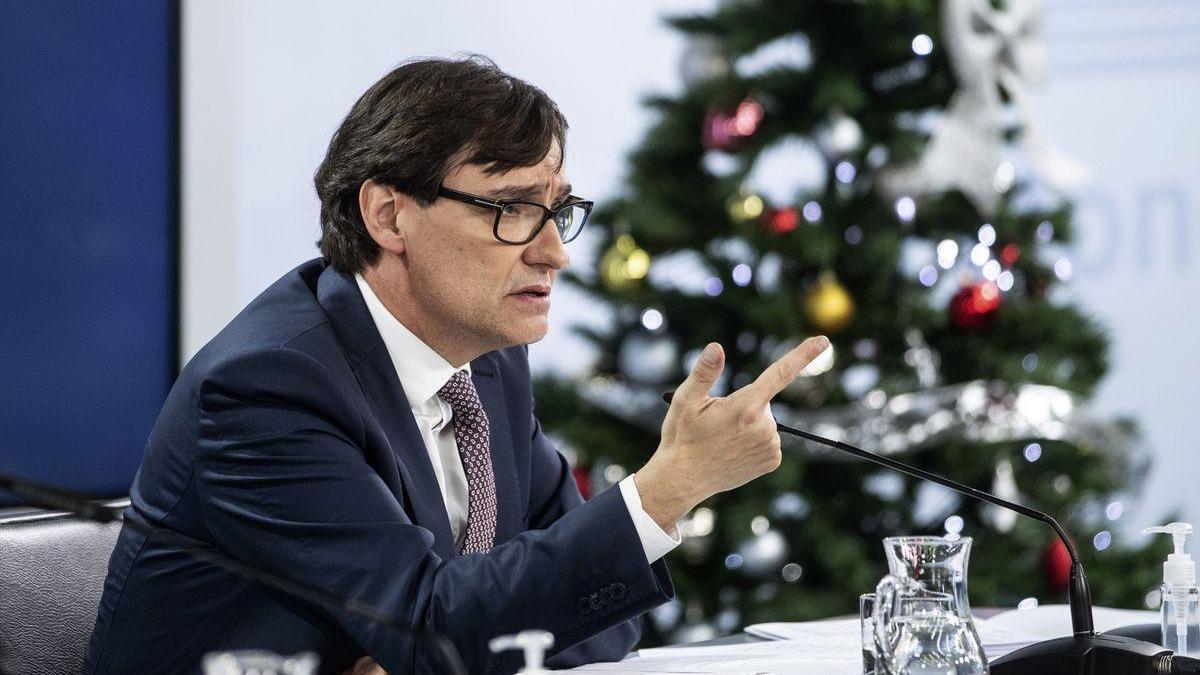 España comenzará a vacunar contra el covid el domingo 27 de diciembre