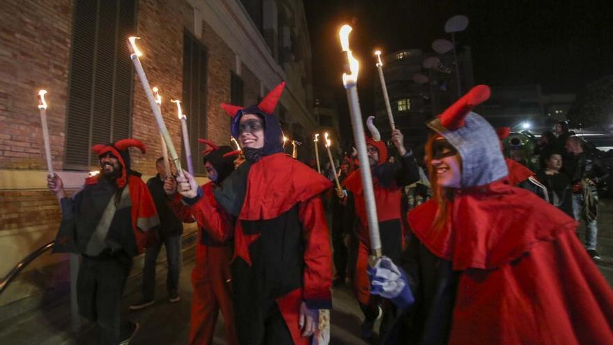 El Carnaval se aproxima a su fin con el juicio a Don Carnal y el Entierro de la Sardina