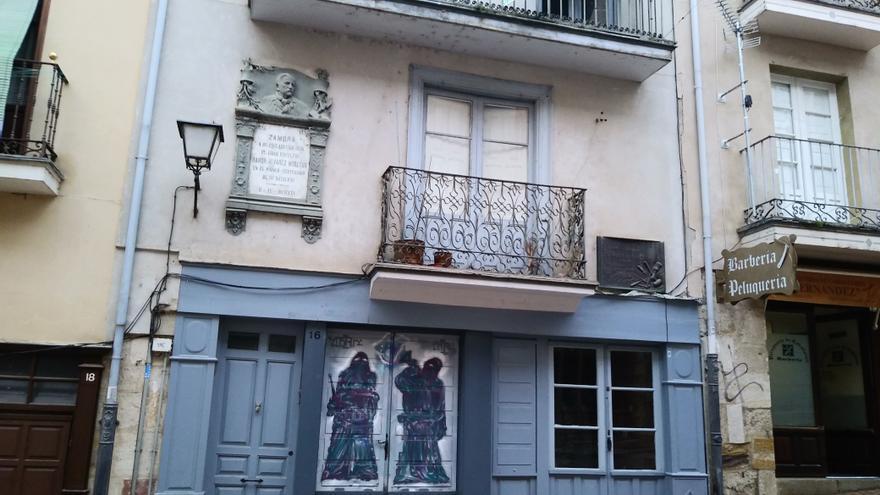 Convertir la residencia del escultor zamorano Ramón Álvarez en una casa museo: la propuesta de UPL