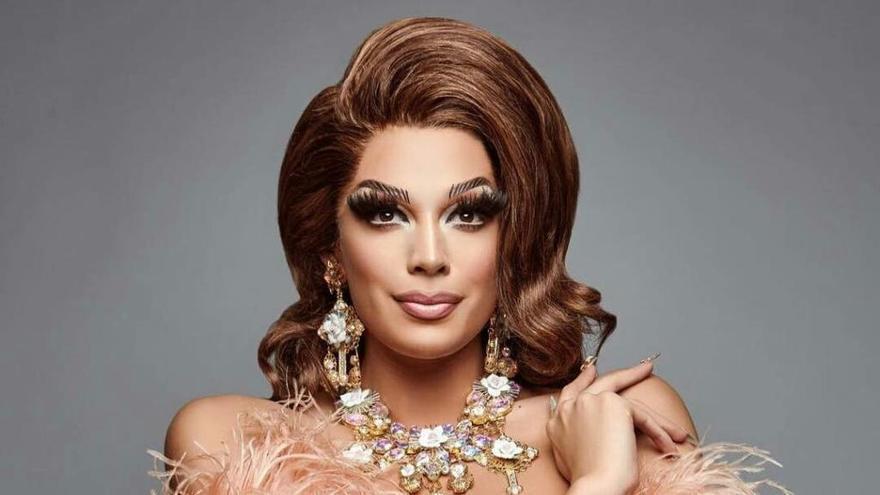 La drag queen Valentina protagoniza 'La Noche Más Queer' este jueves