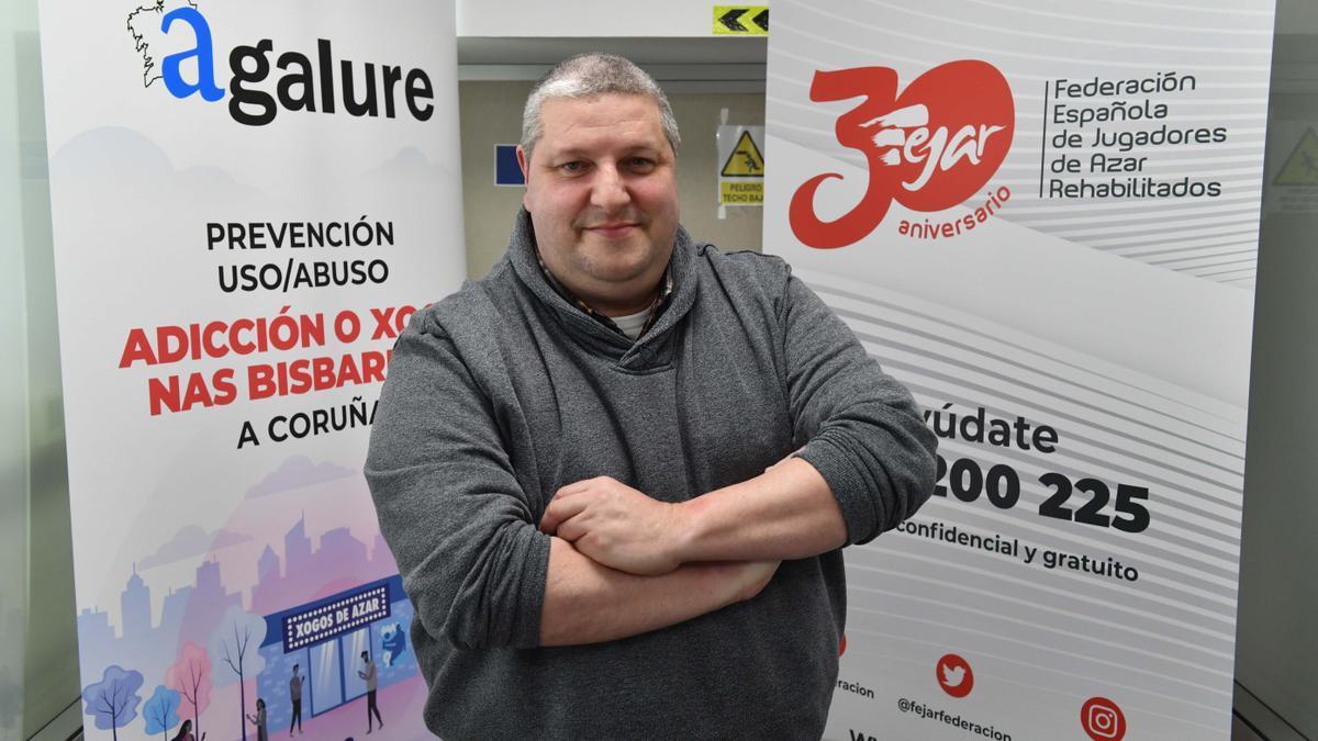Gerardo Rodríguez, directivo de Agalure