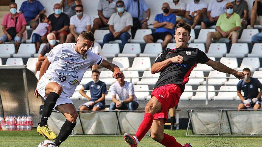 La Peña Deportiva recupera tono y solidez en casa ante el AE Prat