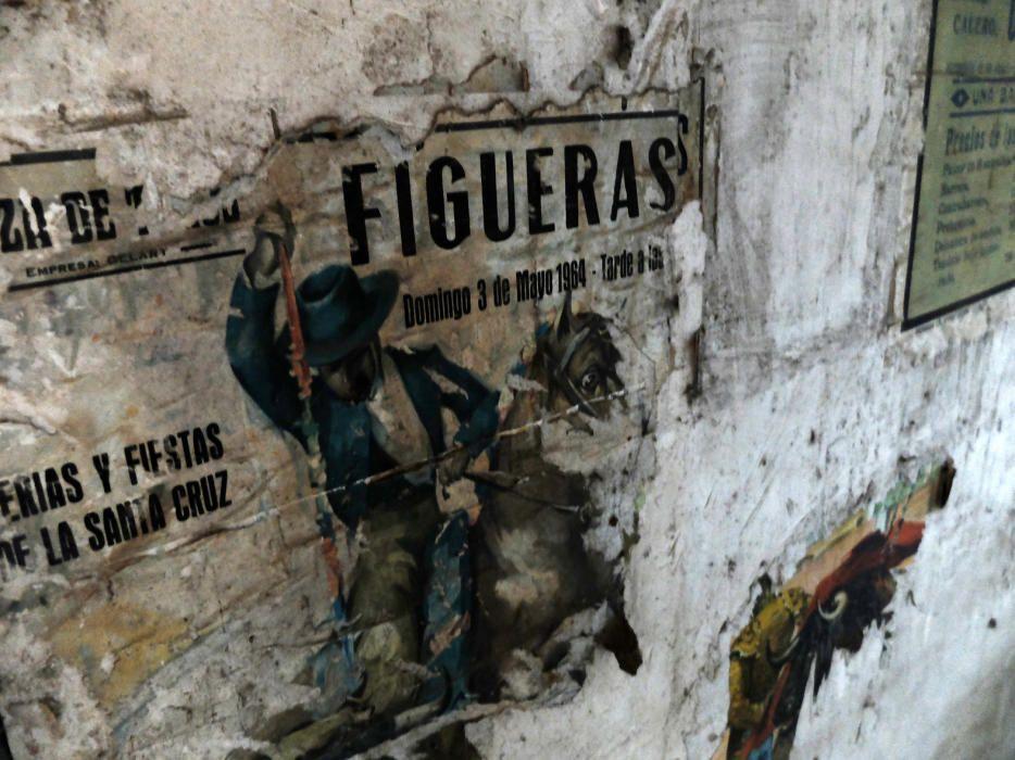 La plaça de Braus de Figueres