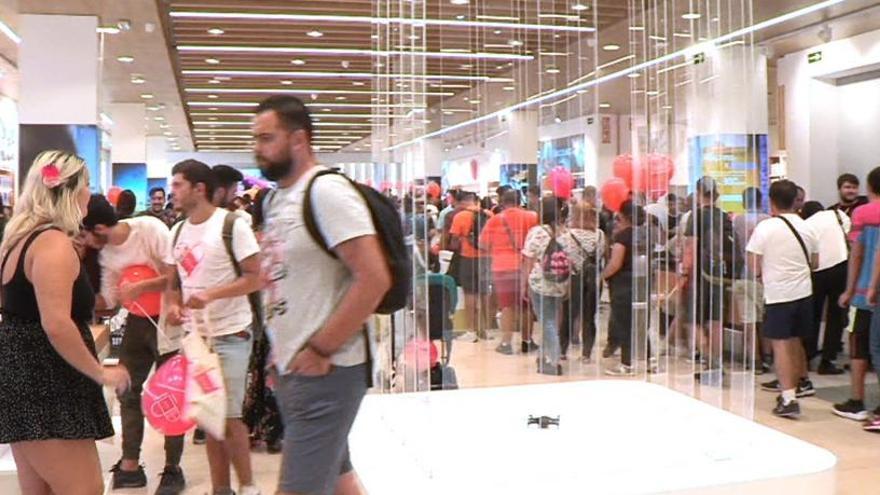AliExpress obre la seva primera botiga a Espanya