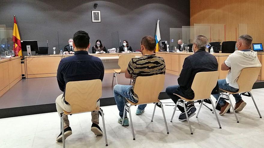 Los falsificadores de Las Majadillas piden anular un proceso «desastroso»