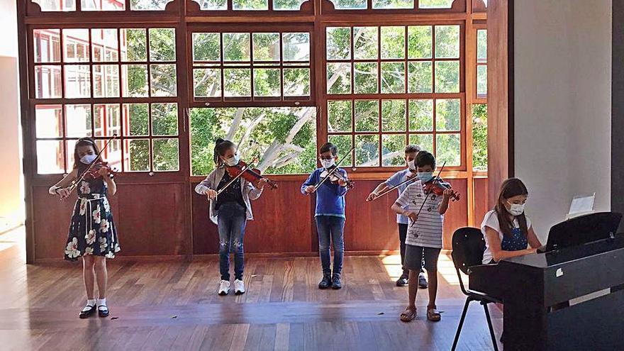 Abre el plazo de preinscripción para la Escuela Municipal de Música