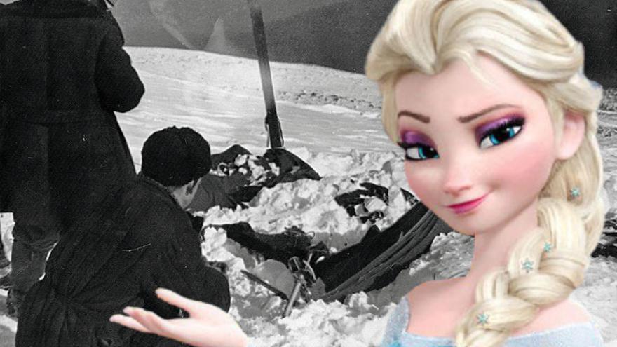 """Resuelven uno de los mayores misterios de la historia gracias a """"Frozen"""""""