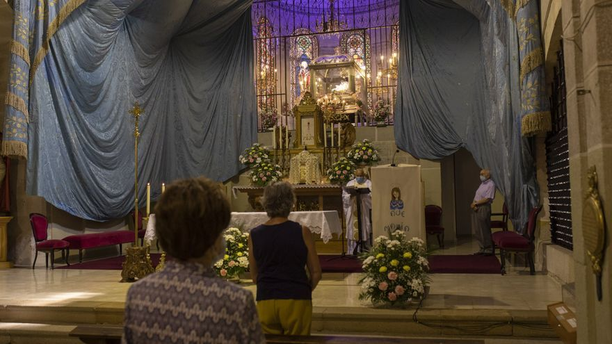 Comienza en Zamora en novenario de la Virgen del Tránsito