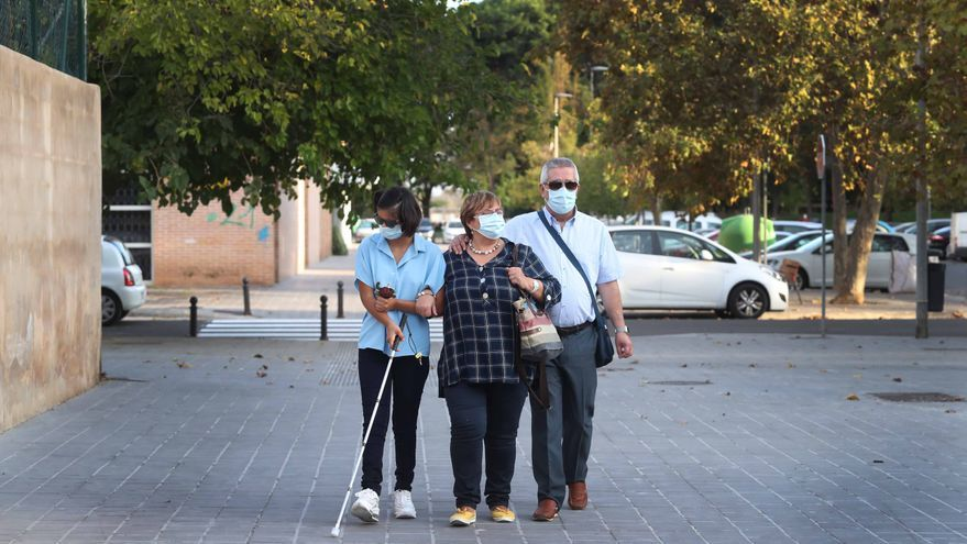 No tocar: la realidad de las personas ciegas frente al virus