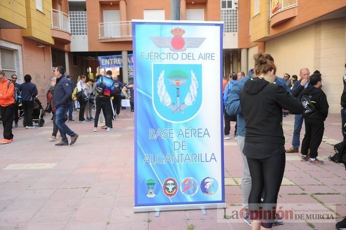 Carrera Base Aérea de Alcantarilla 2019 (I)