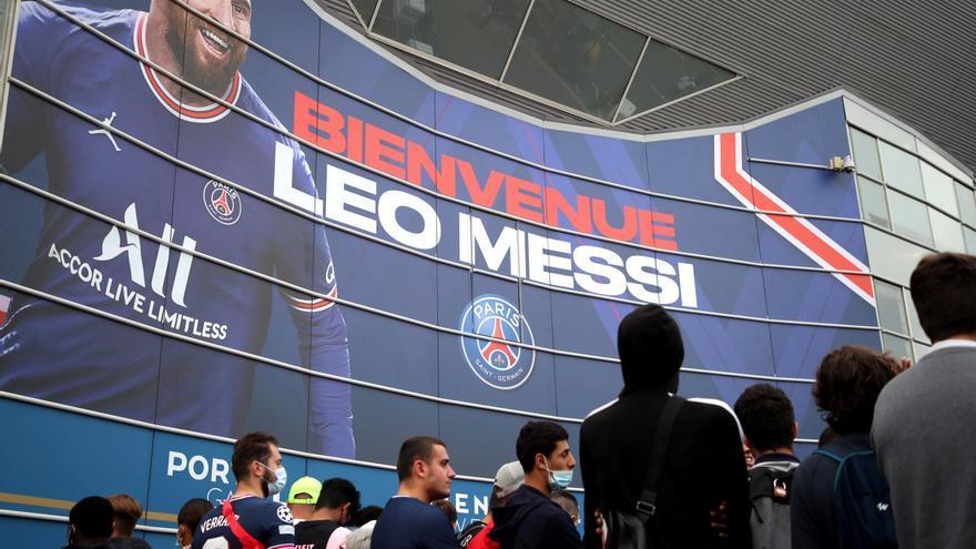 Mensaje de Ramos para recibir a Leo Messi