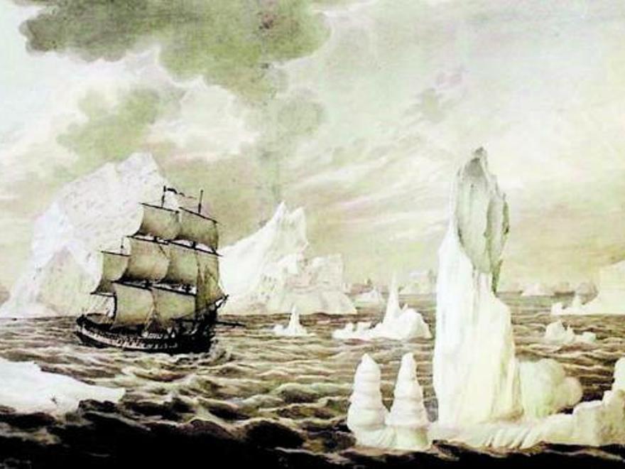 La Antártida, el continenteimaginado
