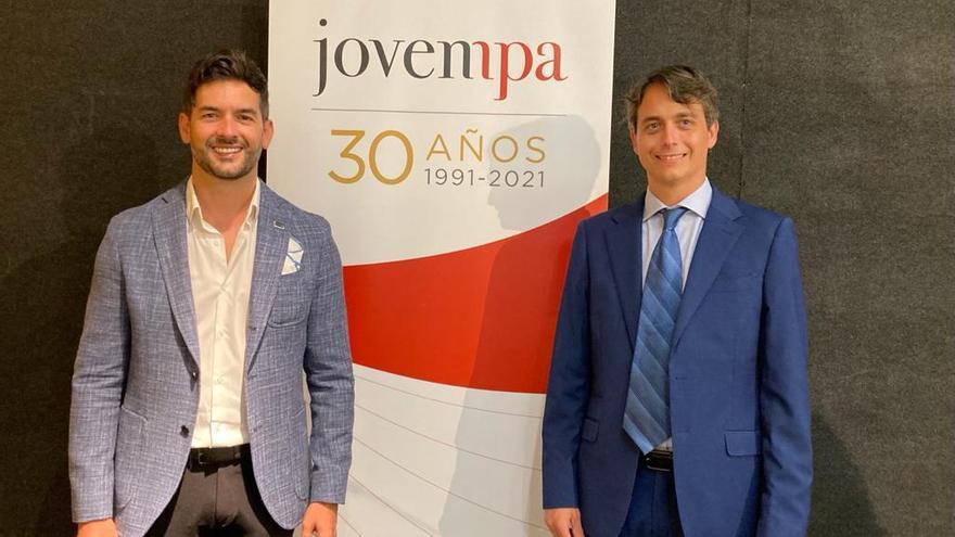 Hugo Quintanilla, nuevo presidente de Jovempa