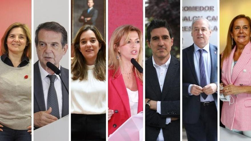 El PSdeG sitúa a 5 miembros en el Comité Federal en medio del pulso por las primarias