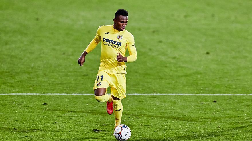 Chukwueze se destapa como factor desequilibrante en el ataque del Villarreal