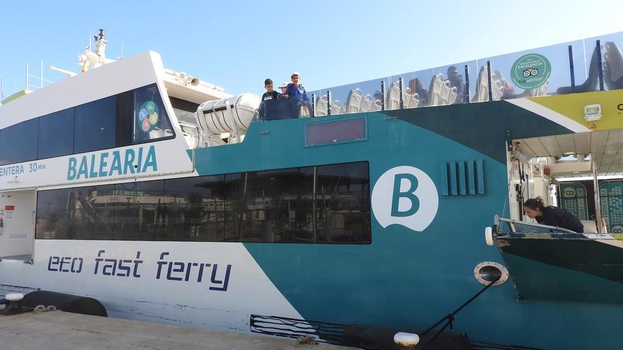 Vuelve la barca de las seis de la mañana entre Ibiza y Formentera