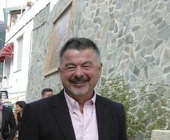 Jorge Martín (PP). Canillas de Albaida. 76,25% de los votos.
