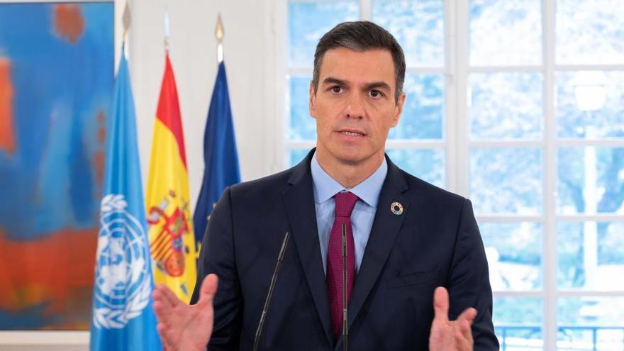 Sánchez pide extender la moratoria de deuda externa hasta 2021 para países pobres