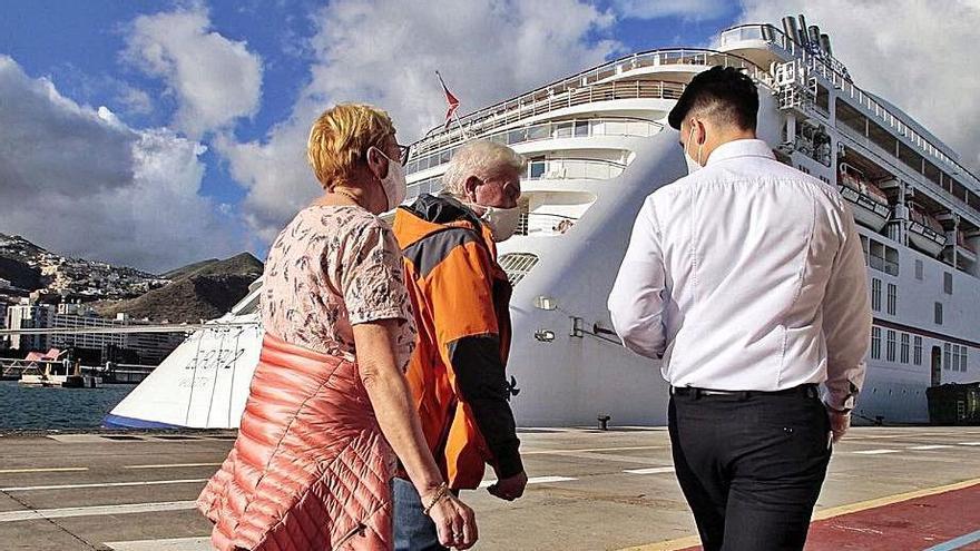 Santa Cruz de Tenerife pierde más de 65,5 millones en gasto turístico por la crisis del Covid 19