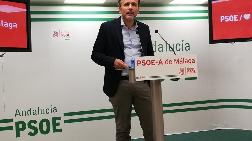 El PSOE pide a la Junta que actualice los planes hidrológicos para incluir el trasvase de Iznájar
