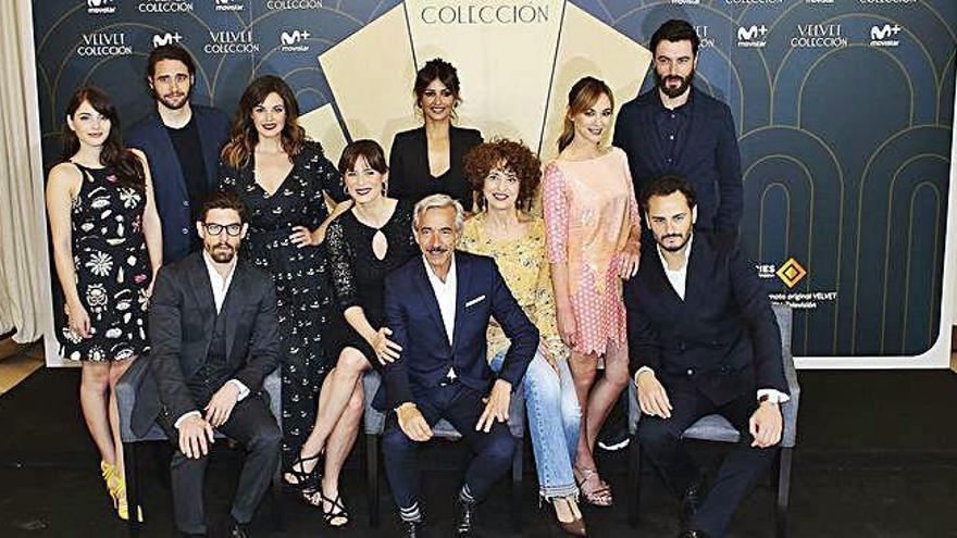 Movistar + emitirá el desenlace de la serie 'Velvet colección' el 20 de diciembre