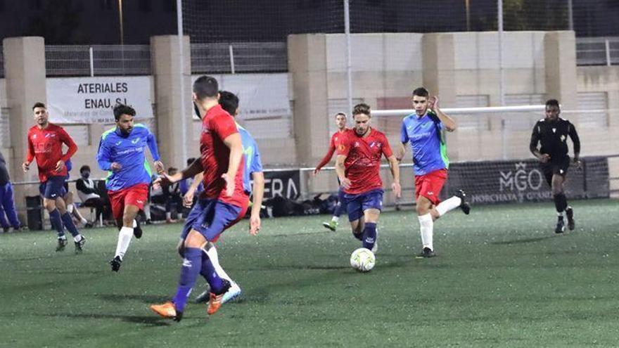 Suspendidas todas las competiciones territoriales de fútbol y fútbol sala hasta el 31 de enero por el covid