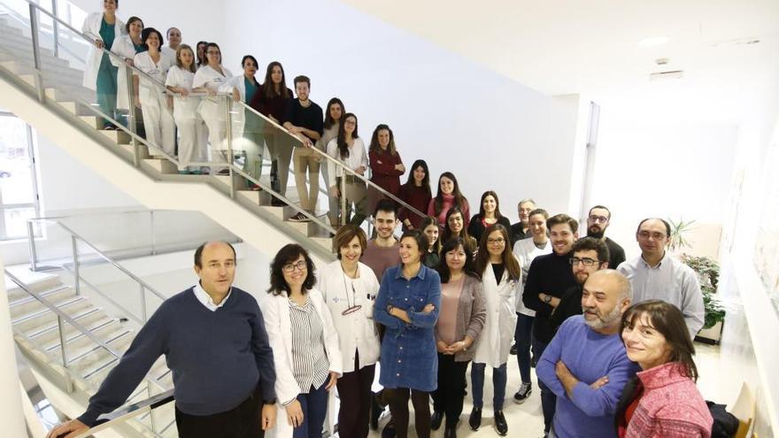 El Centro de Investigación del Cáncer avanza para frenar la leucemia aguda linfobástica