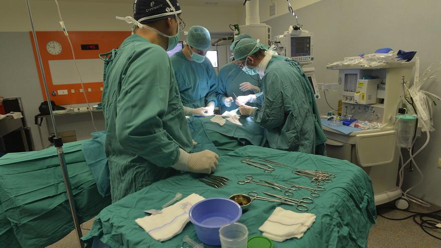 El Sindicato Médico exige que el Hospital General de Alicante haga PCR a todos los pacientes que vayan a ser operados