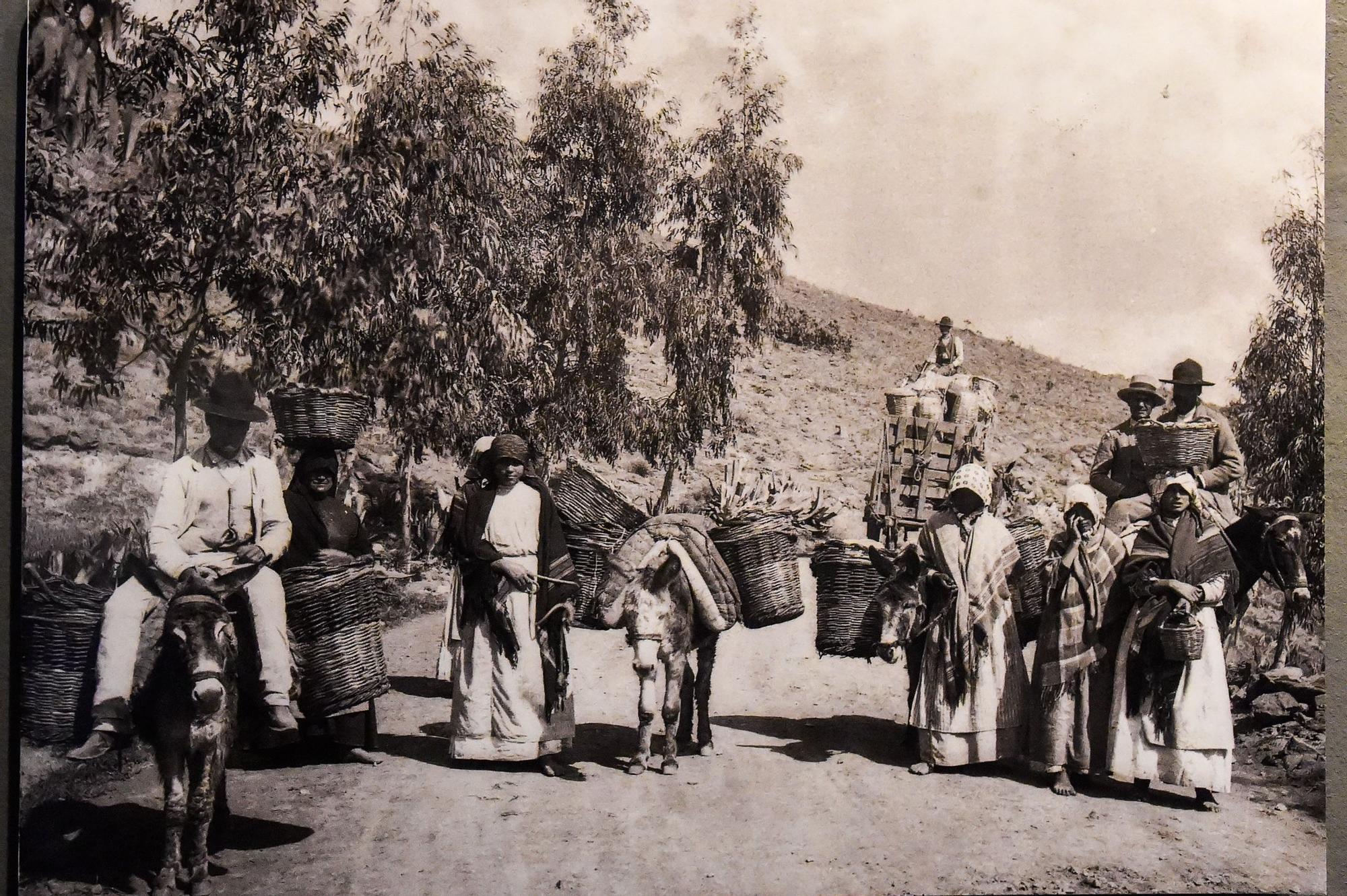 Exposición fotografía antigua colonial y poscolonial de todos los archipiélagos de la Macaronesia y otros territorios del Atlántico en la Casa Colón