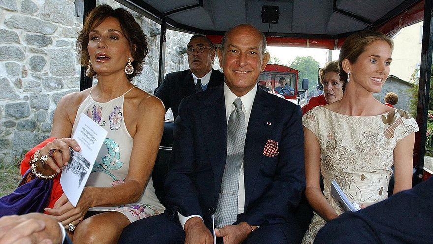 "La boda de ""¡HOLA!"" que congregó a más famosos se celebró en Redondela"