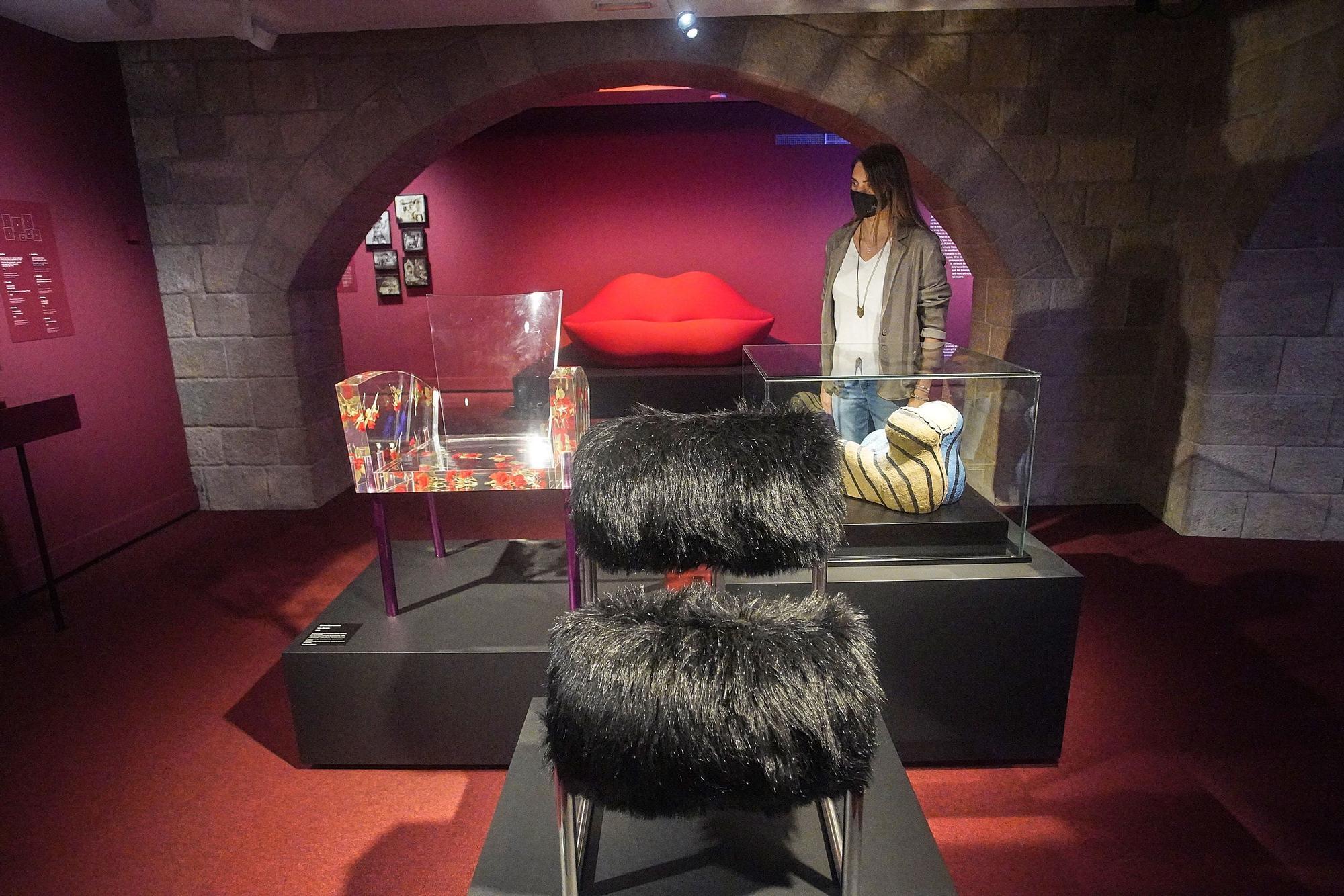El joc de seducció entre el disseny i el surrealisme arriba al CaixaForum