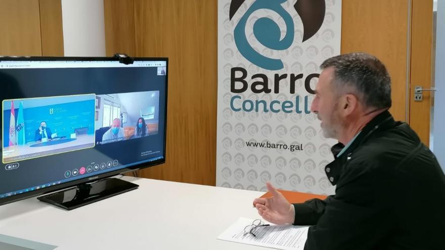 Barro avanza en el proyecto del nuevo centro de salud