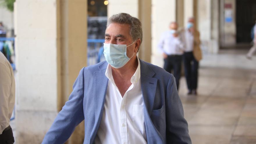"""""""Castedo pagó el viaje a Andorra de 2009 y no se le dio factura porque no la pidió"""""""