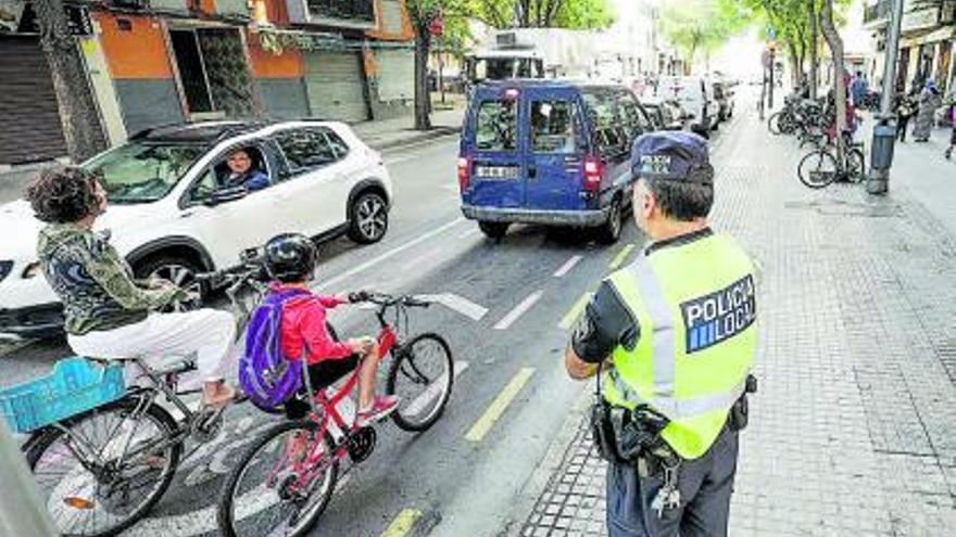 Eltern auf Mallorca machen Druck für sichere Schulwege