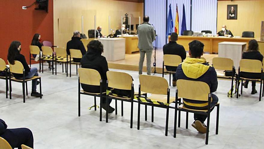 La Policía ratifica sus informes de La Suiza