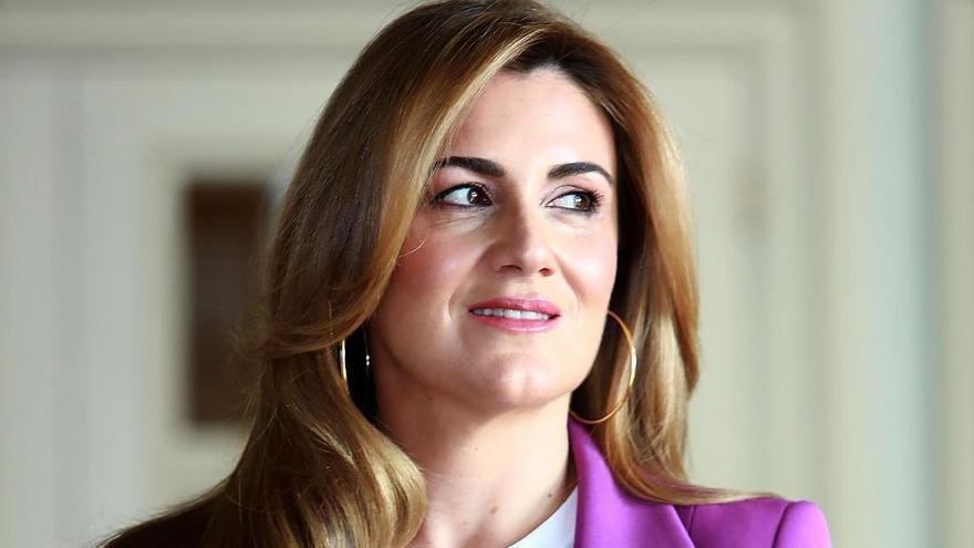 Carlota Corredera, lágrimas de emoción al ser reconocida en su ciudad natal