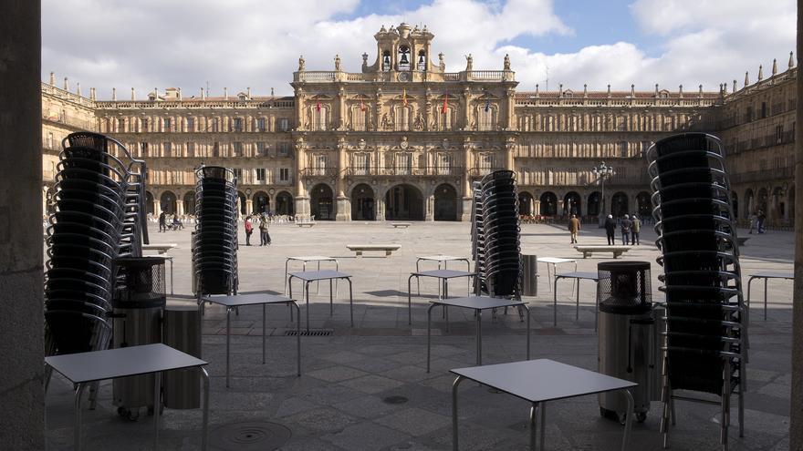 El tiempo en Castilla y León: Temperaturas en ascenso