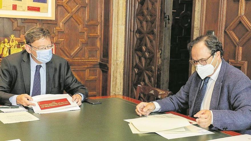 El déficit permitido a Euskadi daría al Consell 2.600 millones