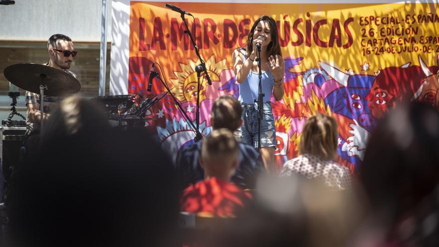 Yarea abre esta edición de La Mar de Músicas