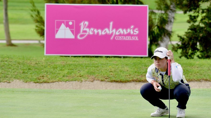 Nuria Iturrioz y Luna Sobrón pelearán por el título en el Open de España