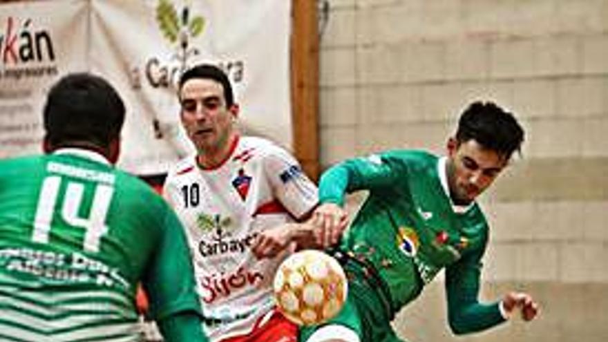 Fútbol Sala: El Gijón Playas recibe al Ourense en un duelo de urgencias