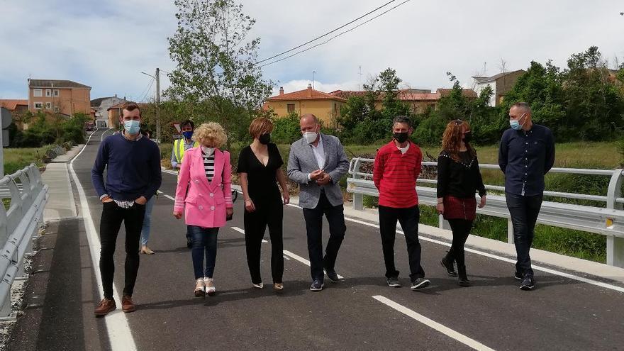 La Diputación acometerá una renovación a fondo de los puentes de la comarca de los Valles