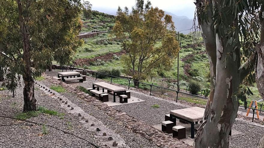 La mejora del parque Las Mesas se licita por casi un millón de euros