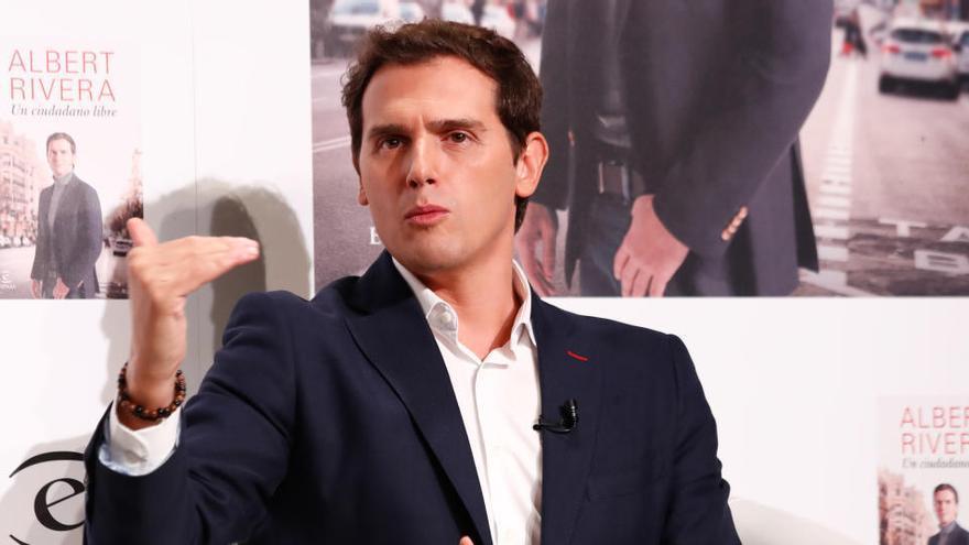 Rivera achaca la debacle electoral de Cs a no explicar que Sánchez no quiso pactar