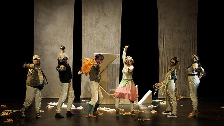 Artes escénicas: Peligro en Fragilia