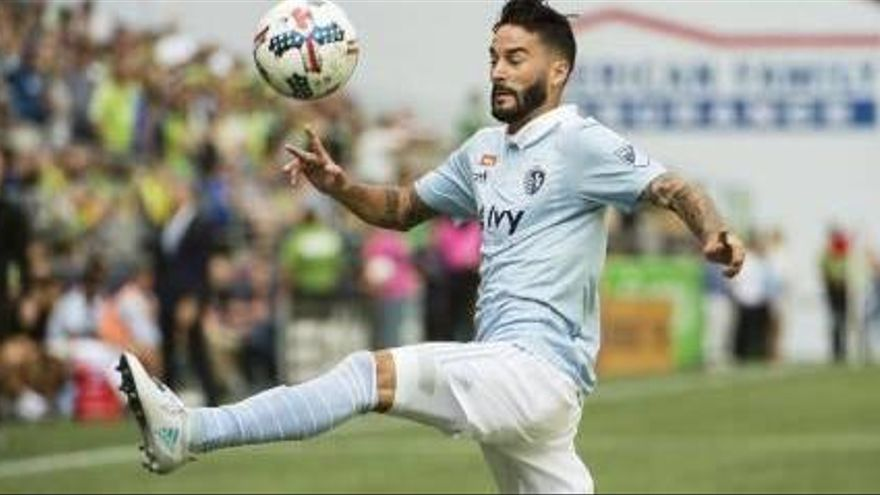 L'esparreguerí Cristian Lobato reforça el filial  de l'Sporting Kansas City